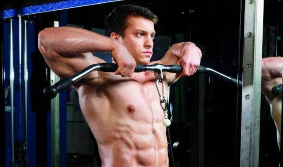 Ejercicios para entrenamiento de hombros