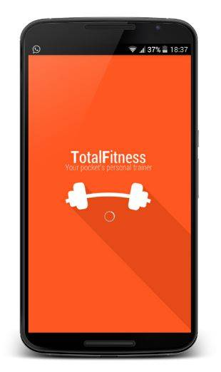 total fitness app