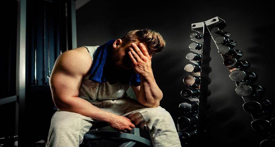 Estrés en el gimnasio