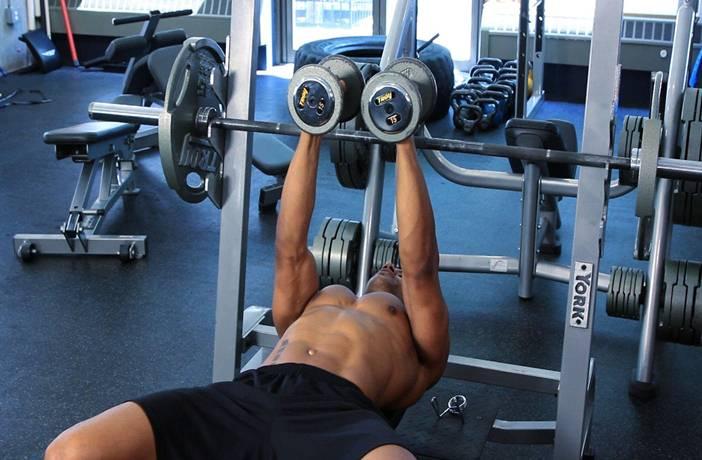 rutinas de gimnasio básicas