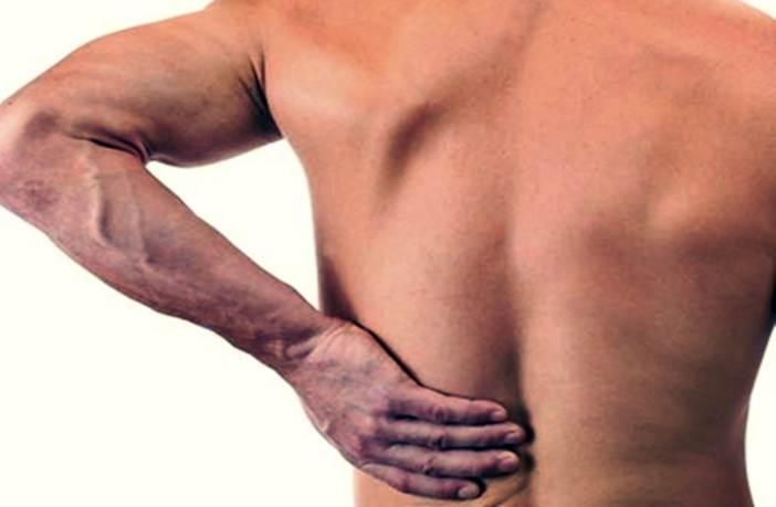 Problemas de espalda en el entrenamiento