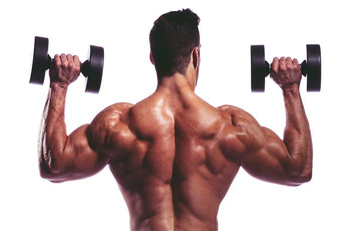 triserie de hombros
