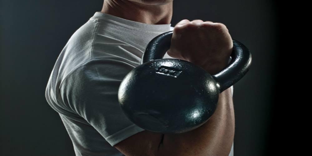 Entrenamiento de fuerza y cardio con pesas rusas | Atopedegym