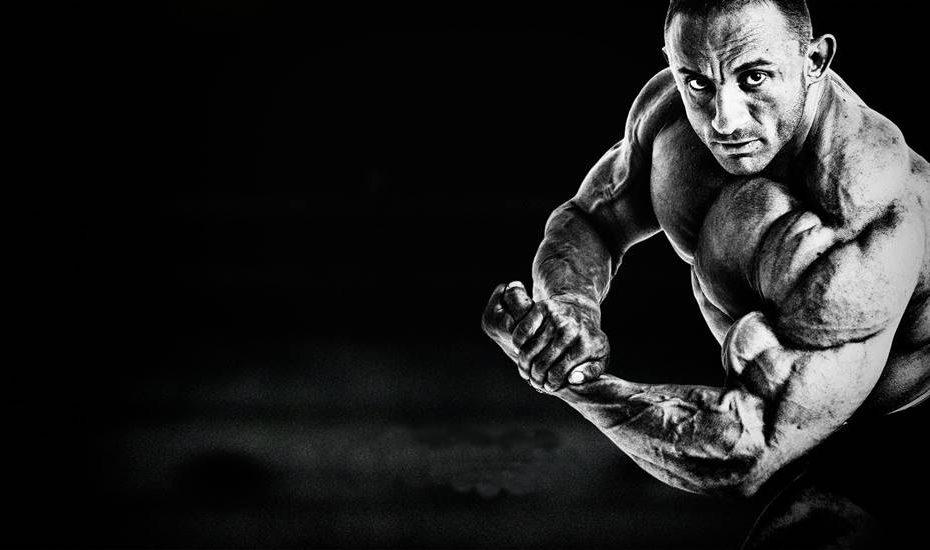 Entrenamiento curl de bíceps