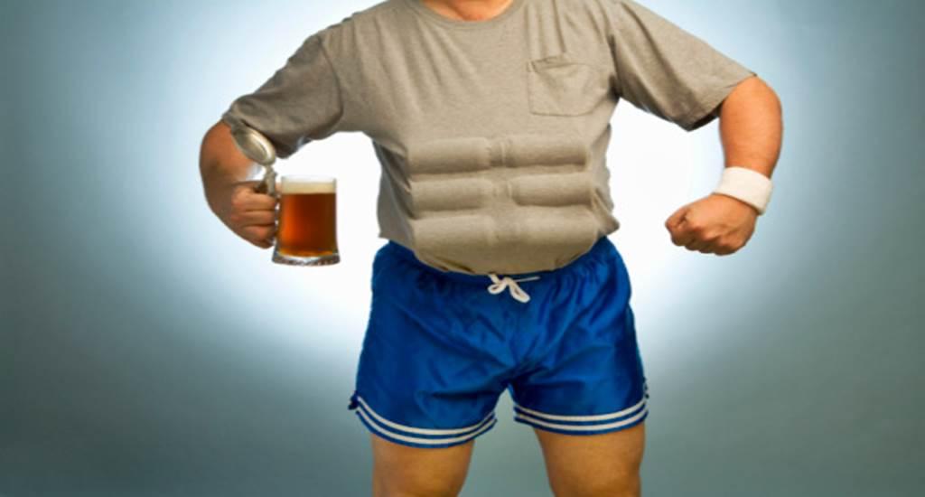 Alcohol en el gimnasio