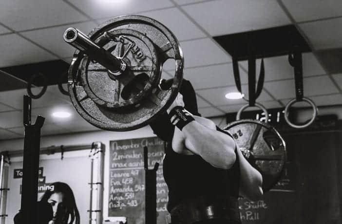 Entrenamiento de especialización y músculos atrasados
