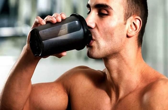 Tomar proteínas
