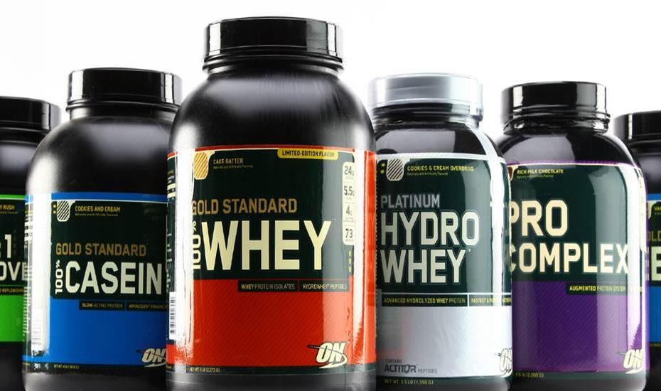 Elige tus proteínas
