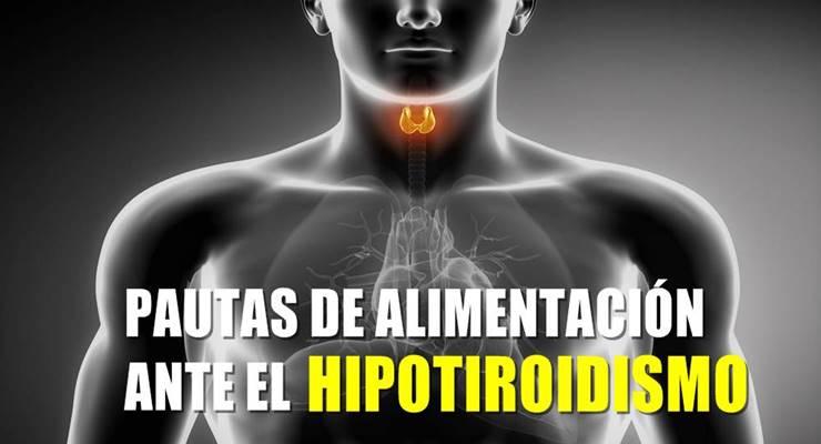 tratamiento contra hipotiroidismo