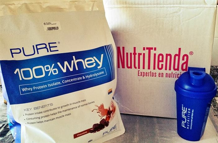 REVIEW WHEY 100%