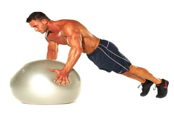 flexiones-con-fitball