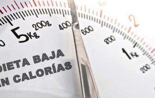 Restricción de calorías y la pérdida de peso