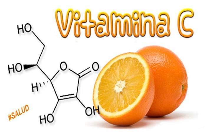 vitamina C en nuestra salud