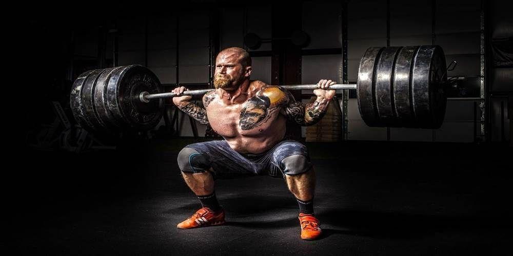 Rutina de 3 días para ganar volumen muscular