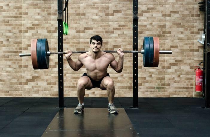 construir músculo rápidamente