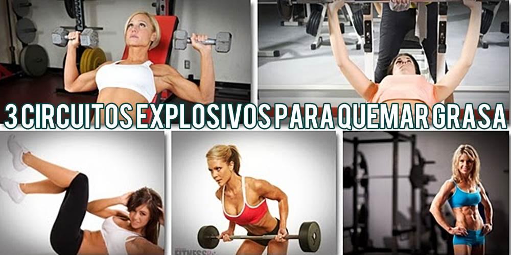 Quemar el gym en cardio grasa para