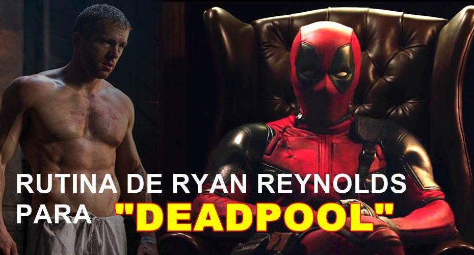 Ryan Reynolds en Dead Pool