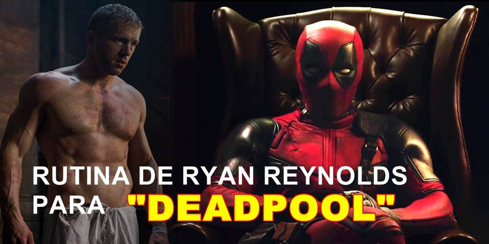 Ryan Reynolds en Dead Pool