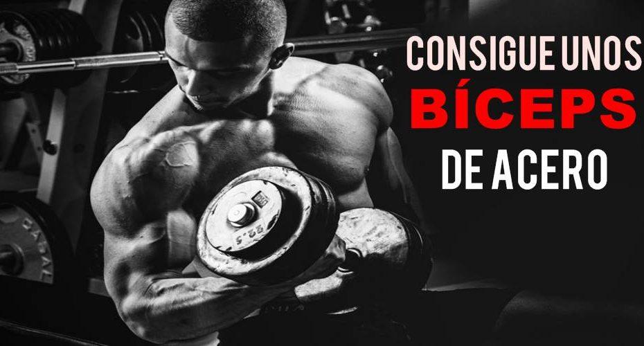 Rutinas de enternamiento para bíceps