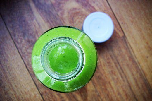 Batido: Súper Smoothie verde