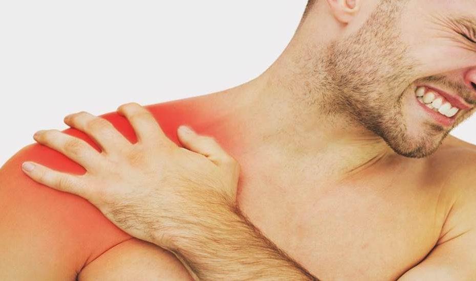 Rotura parcial del tendón supraespinoso en hombro