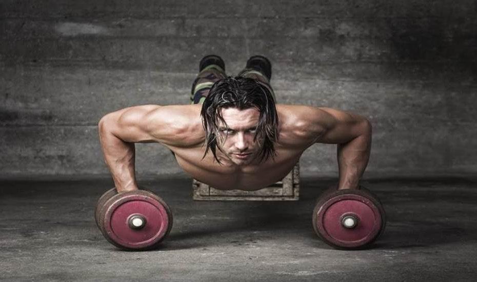 Planchas para abdominales más fuertes