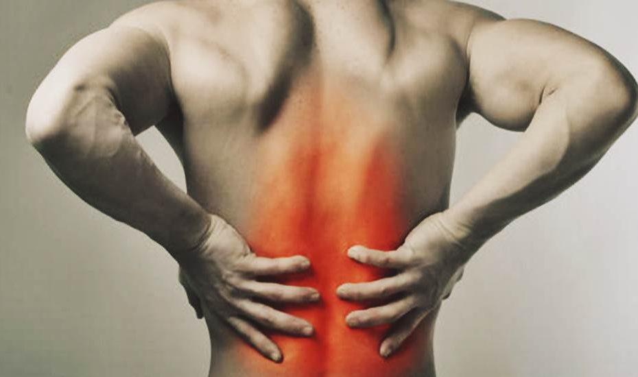 Espalda y crunches