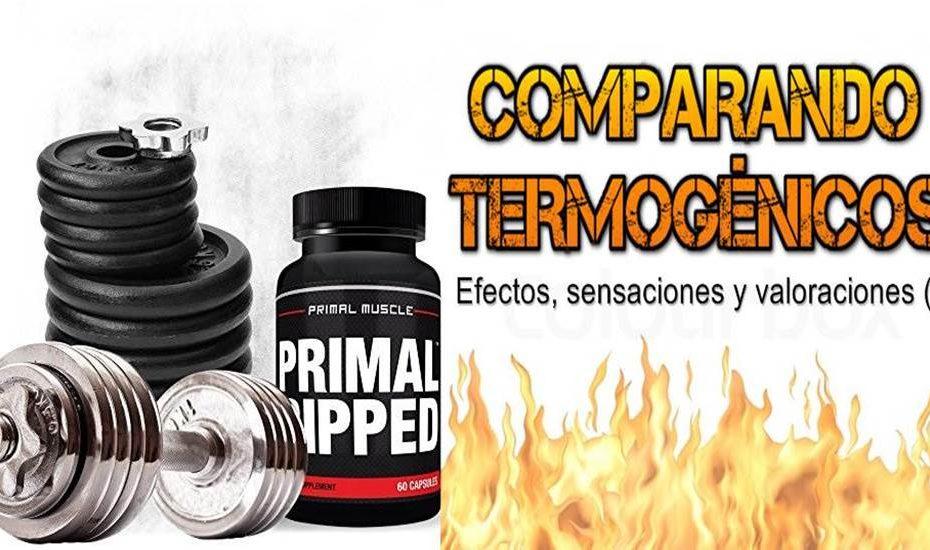 Suplementos termogénicos