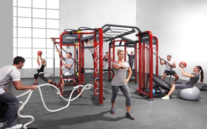 diferentes ejercicios entrenamiento funcional