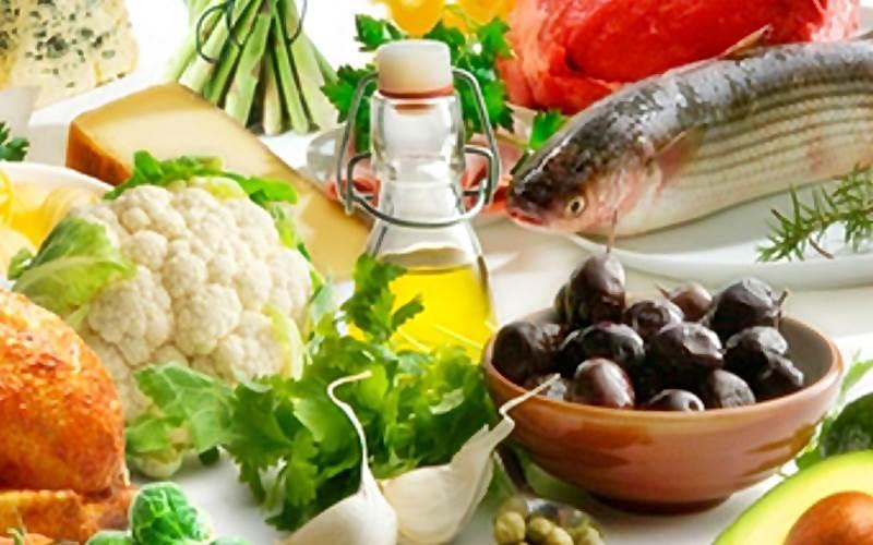 alimentos de dietas cetogénicas
