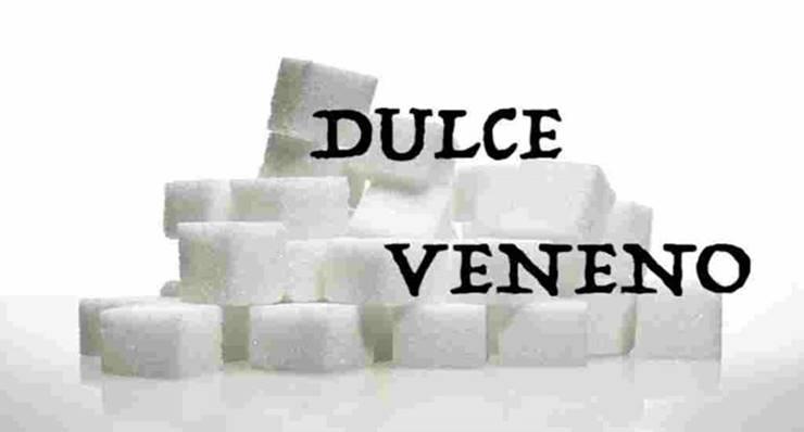 Azúcar veneno para niños y adultos