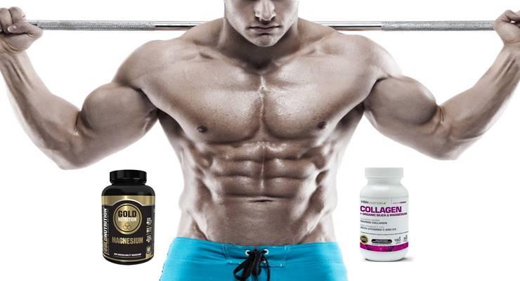 magnesio y colágeno
