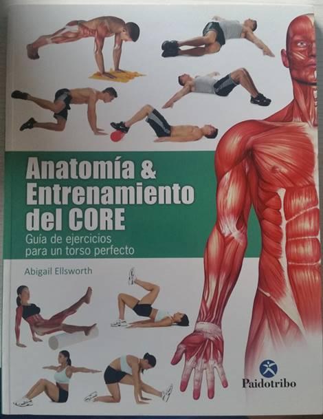 Libro anatomía y entrenamiento del core