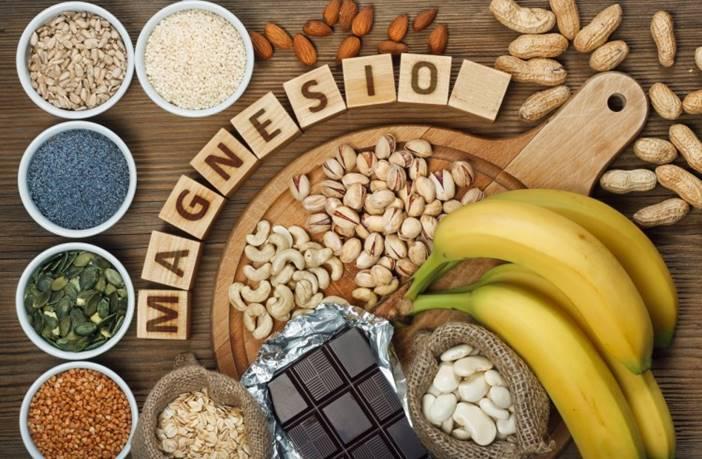 Estudio sobre magnesio en personas mayores