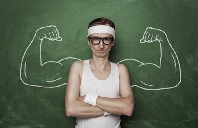Ganar fuerza principiante en el gym