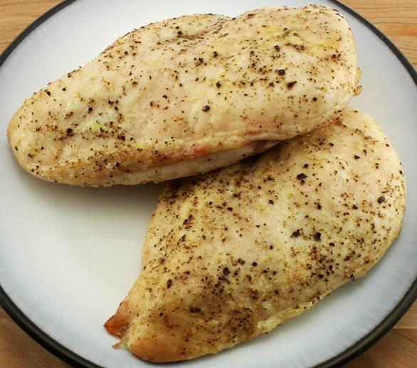 Cuánta proteína hay en el pollo? Pecho, muslo y más | Atopedegym