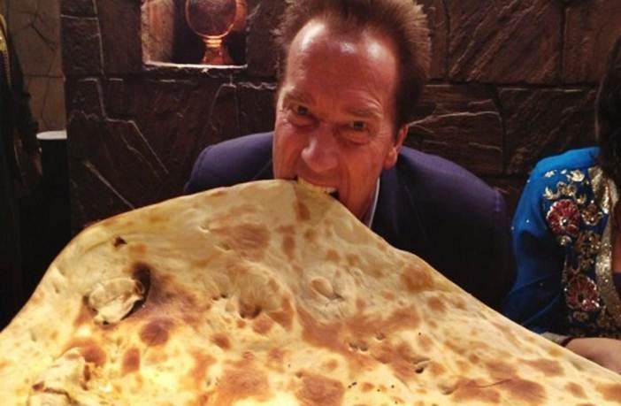 Carga de carbohidratos de Arnold
