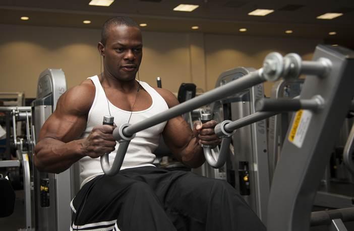 Tiempo de entrenamiento y volumen muscular