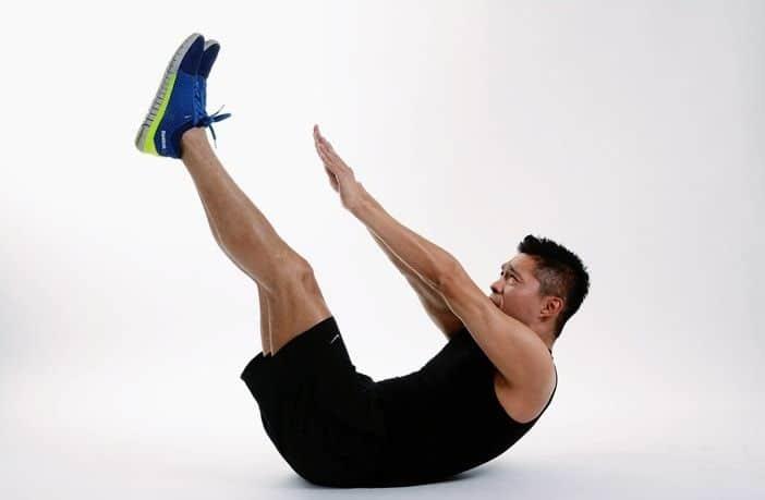 Ejercicios de pilates para abdominales