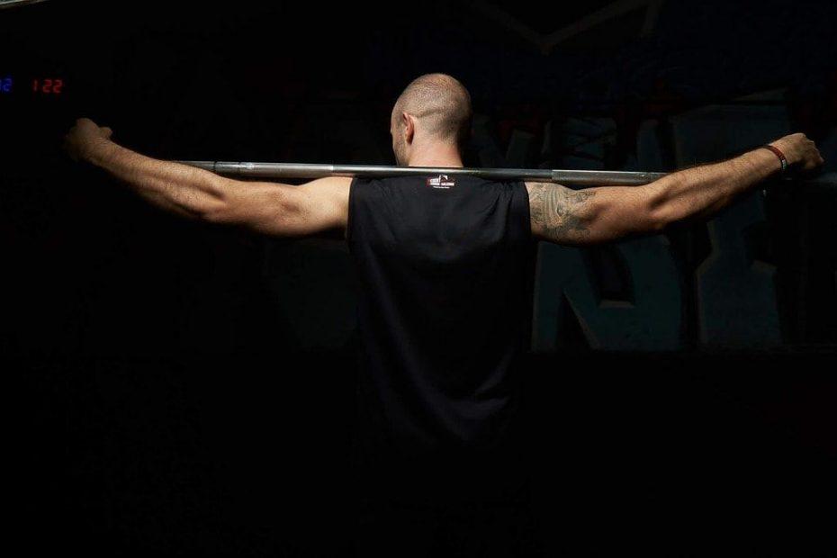 Ejercicios para fortalecer los hombros