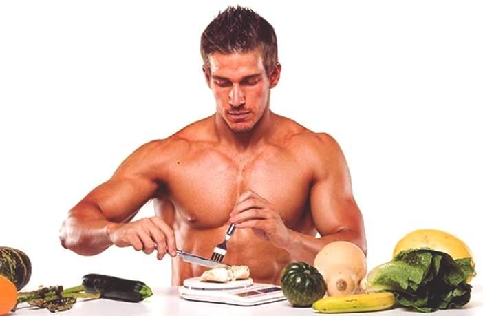 Comer más para construir masa muscular