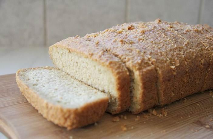 pan de harina de almendra