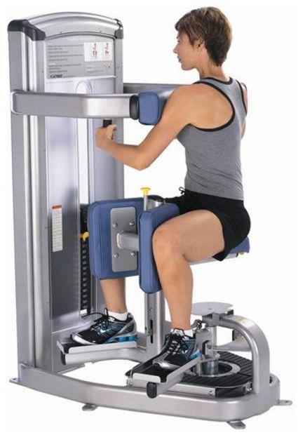 Máquina de giro abdominal