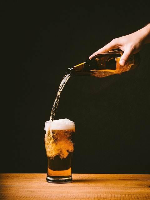 Cerveza con alcohol