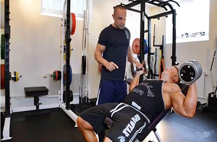 Tempo de repetición en el entrenamiento