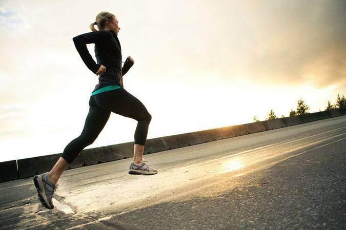 técnicas de running