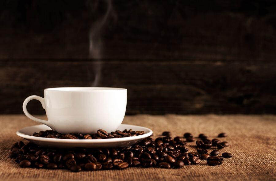 cafeina en café