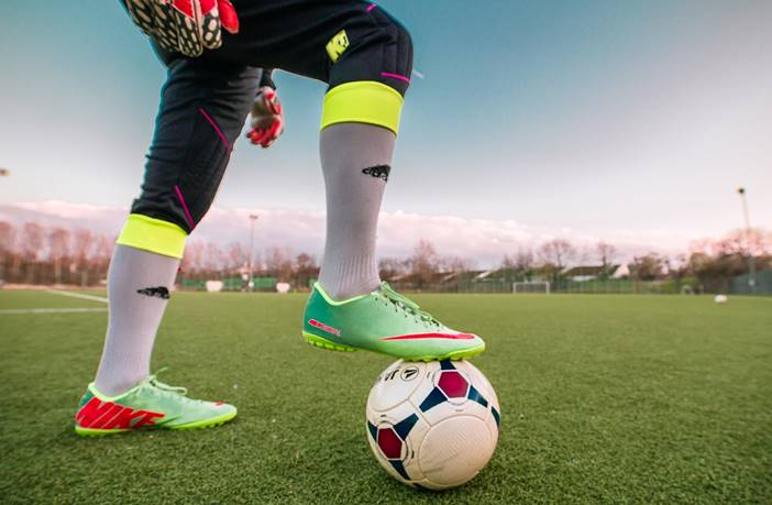 nutrición en jugadores de fútbol