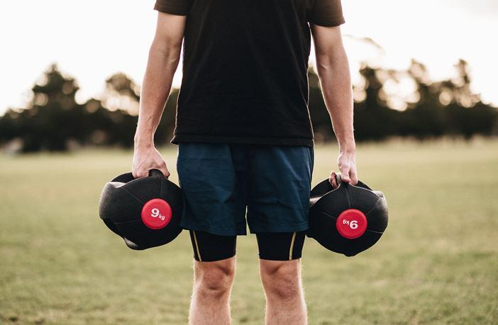 Obesidad y construcción muscular