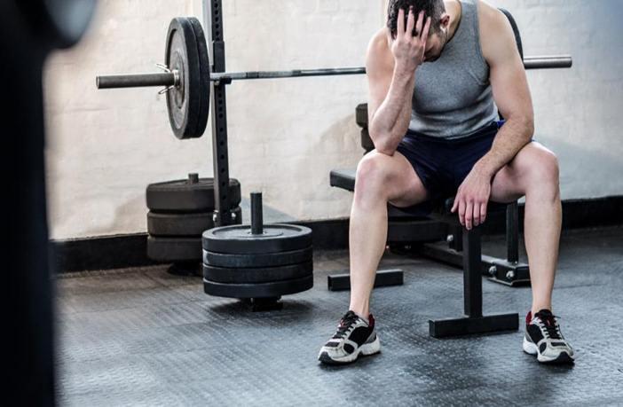 Dejar de entrenar